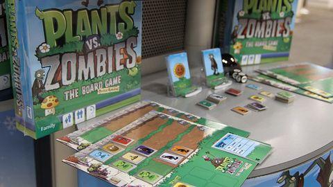 Tak! Plants vs. Zombies także jako planszówka