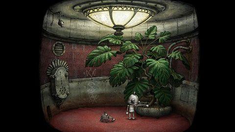 Machinarium zawita na Vitę?