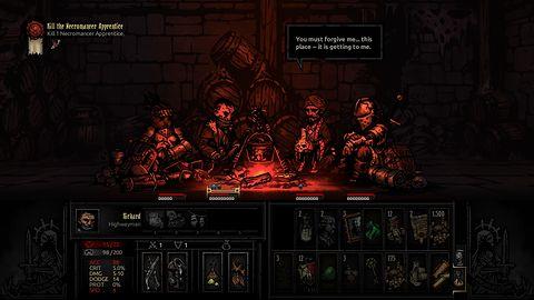 Darkest Dungeon - recenzja. Umrzesz z nerwów