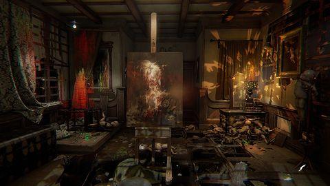Rozchodniaczek: Layers of Fear w pełnej krasie, remake'i klasyków i transfer z Andromedy do Destiny