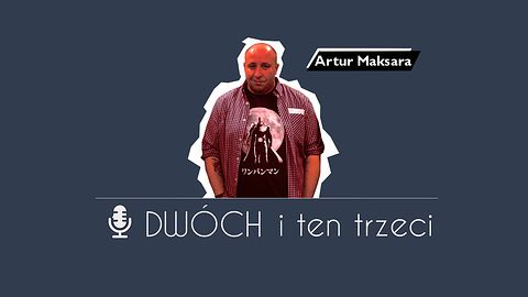 Dwóch i Ten Trzeci - Artur Maksara. O świniach, DNA studia, Shadow Warriorze i Devolver Digital [+ KONKURS]