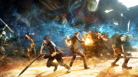 Jutro premiera dema Final Fantasy XV!