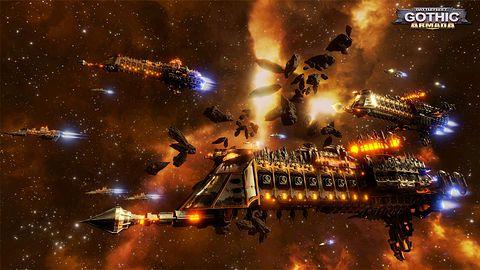 Battlefleet Gothic: Armada – Recenzja. Imperator jest zadowolony