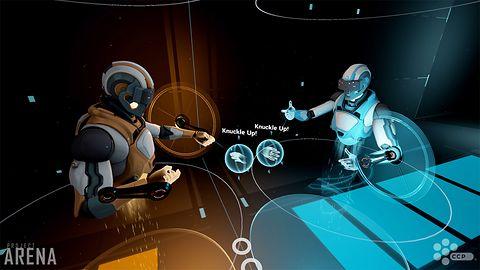 CCP robi porządek. EVE Valkyrie pierwszą grą VR z międzyplatformową rozgrywką