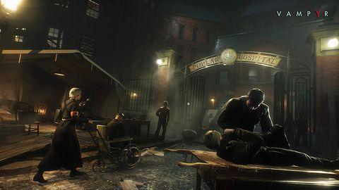 Vampyr, Vampyr, pokaż rogi - bo na E3 nie powaliłeś...