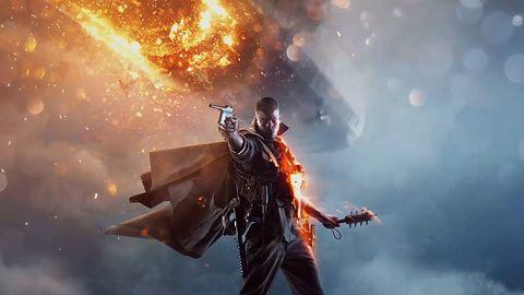 Nowy Battlefield nazywa się Battlefield 1. I toczy się w czasach I wojny światowej