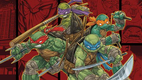 Teenage Mutant Ninja Turtles: Mutants in Manhattan - recenzja. Cawałbagna