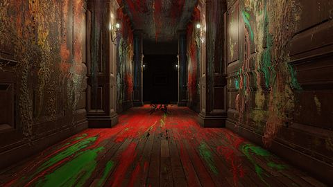 Szotgan: Layers of Fear
