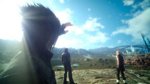 Pierwsze recenzje Final Fantasy XV pokazują, że gra nie zawodzi