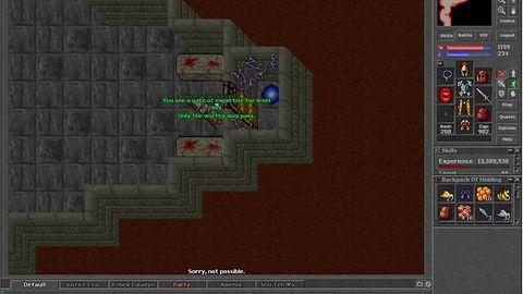 Gracz poznaje ostateczny sekret Tibii, otwierając drzwi zamknięte przez 11 lat