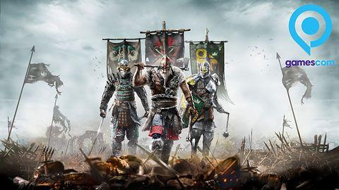 For Honor w skórze wikinga jest równie ciekawe jak rok temu w skórze rycerza