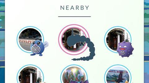 Niektórzy mają już nowy radar w Pokémon Go