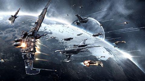 Eve Online za darmo od listopada