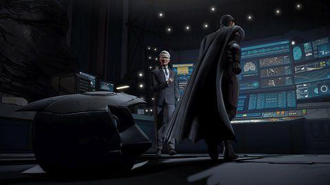 Batman: The Telltale Series - recenzja. Na straży Gotham i dziedzictwa Wayne'ów