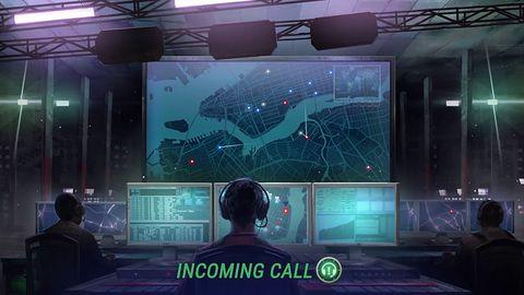 911 Operator - zapowiedź. Mój dyżur w Białymstoku