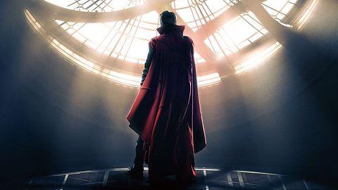 Doktor Strange - recenzja. Magia wysokiego budżetu