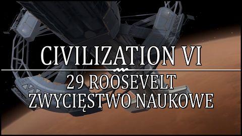 Jesteście ciekawi jak wygląda Zwycięstwo Naukowe w Civilization VI?