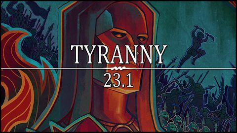 Tyranny - Złamana włócznia i Zabija-w-cieniu