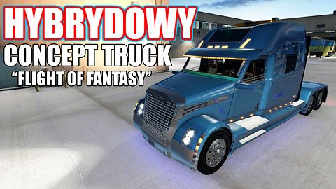 Ciężarówka elektryczna [ATS]