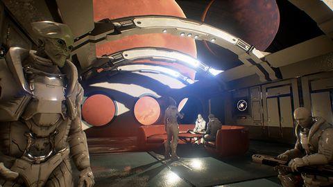 Genesis Alpha One - strzelanina, roguelike, rozbudowa kosmicznej arki i zabawy w boga
