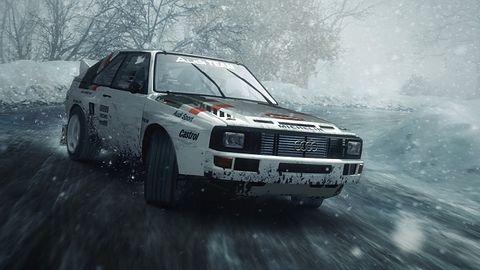 Dirt Rally kolejną prawdziwą grą na PlayStation VR