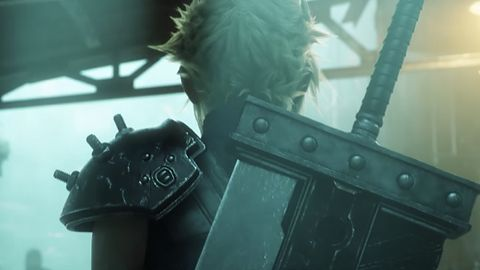 Nowe grafiki z Final Fantasy VII Remake są... dziwne