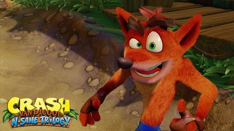 Crash Bandicoot N. Sane Trilogy raczej trafi na Xboksa One