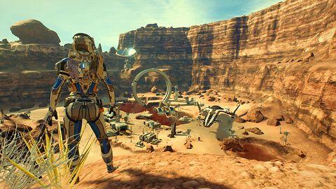 """""""Chcieliśmy zrobić to, czego pierwszy Mass Effect nie dostarczył"""". Pracownicy BioWare opowiadają o burzliwych losach Andromedy"""