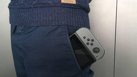"""Nintendo Switch - """"kieszonsolka"""""""