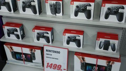 Czy w Polsce naprawdę nikt nie kupuje Switcha?