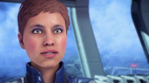 Martwe twarze Mass Effect: Andromeda pozostaną z piratami