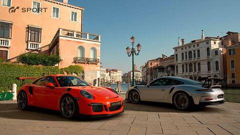 Rozchodniaczek, w którym Kosmiczni Marines wsiadają do Porsche i jadą na zakupy do sklepu Microsoftu