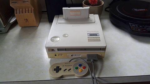 Prototyp Nintendo PlayStation uruchomiony!