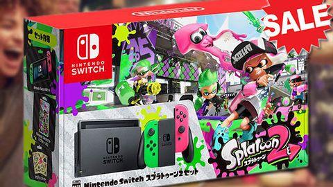 Jeżeli nie stać cię na Switcha ze Splatoon 2 w zestawie, zawsze możesz kupić... puste pudełko