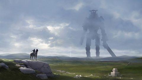 Sony jeszcze raz opowie nam Shadow of the Colossus. Nadciąga remake