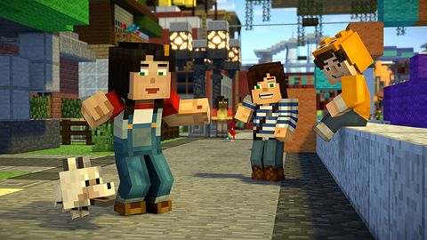 Koniec aktualizacji Minecrafta na starych konsolach