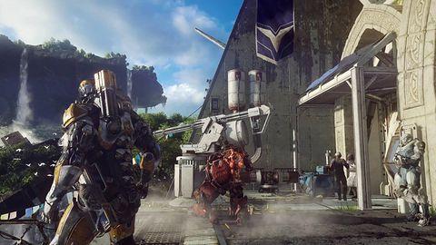 Według szefa BioWare Anthem bliżej do Gwiezdnych Wojen, niż Mass Effecta
