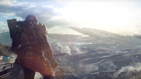 O patrzcie, Bioware zrobiło Destiny (czyli pierwszy fragment rozgrywki z gry Anthem)