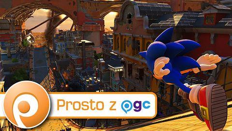 Jeż do kwadratu, czyli pierwsze wrażenia z Sonic Forces
