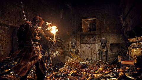 Pamiętacie krypty z Assassin's Creed 2? Wracają w Assassin's Creed Origins