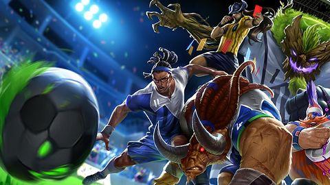 Edgar Davids znów wygrywa. Tym razem proces z autorami League of Legends o wykorzystanie wizerunku