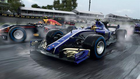 F1 2017 - recenzja. Małe ambicje, kilka szlifów, najlepsze F1