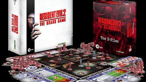"""Planszówka Resident Evil 2 potrzebowała godziny na zebranie pieniędzy i """"popsucie Kickstartera"""""""