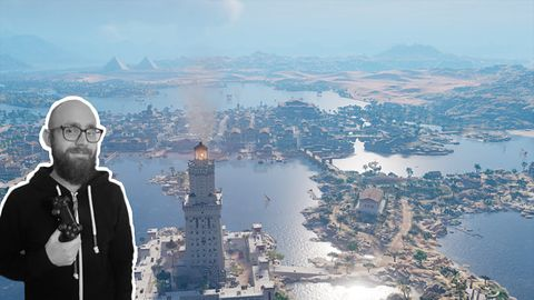 Architektura w Assassin's Creed: Origins – Grecja – CZĘŚĆ II