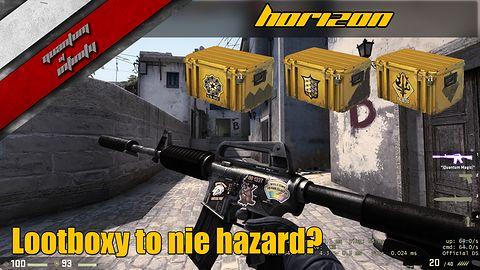Horizon - Lootboxy to nie hazard?