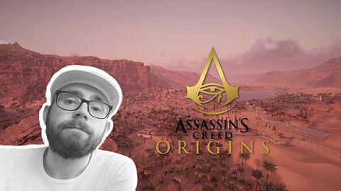Architektura w Assassin's Creed: Origins – Egipt – CZĘŚĆ I