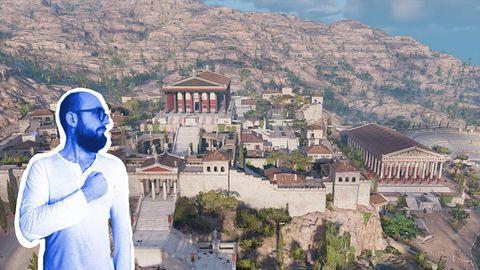 Architektura w Assassin's Creed: Origins – Rzym – CZĘŚĆ III