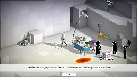 """Bridge Constructor Portal """"wyciekło"""" przed The Game Awards"""