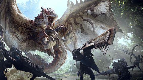 Opóźnienie pecetowego Monster Hunter: World powinno wyjść grze na dobre