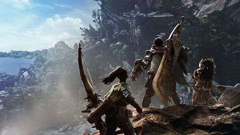 Recenzje Monster Hunter World sugerują, że gra na stacjonarnych konsolach spisuje się świetnie
